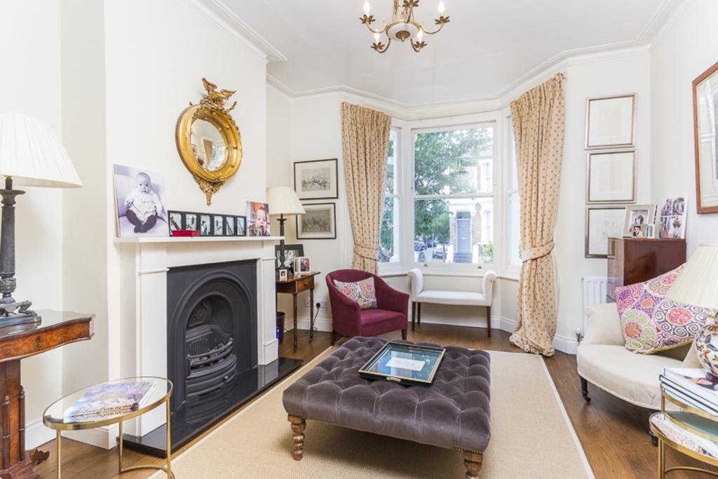 4 Bedrooms Terraced House for sale in Aldensley Road, Brackenbury Village, London, W6