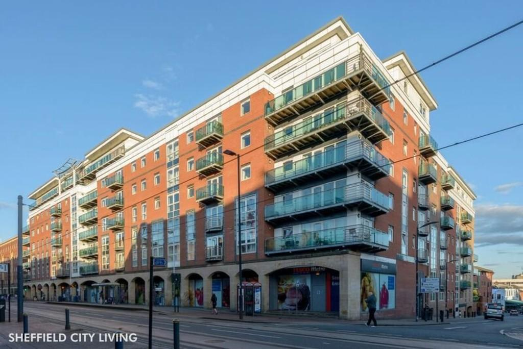 2 Bedrooms Apartment Flat for rent in Royal Plaza, 2 Westfield Terrace,Sheffield S1 4GG