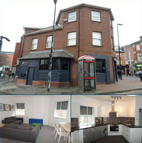1 bedroom apartment to rent - West Hill House, 141a West Street, Sheffield, S1 4EW