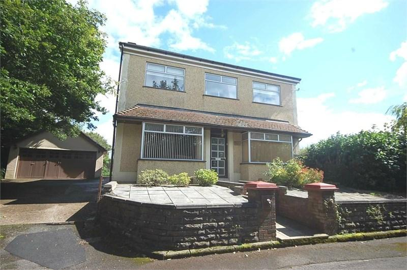 4 Bedrooms Detached House for sale in Brookfield, Taillwyd Road, Neath Abbey, Neath, SA10 7DY