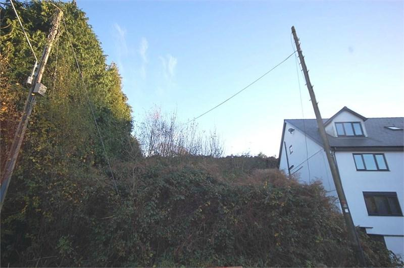 Plot Commercial for sale in Building Plot Adjacent to 99 Neath Road, Resolven, Neath
