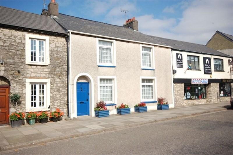 5 Bedrooms Terraced House for sale in 7 Westgate, Cowbridge, Vale of Glamorgan, CF71 7AQ