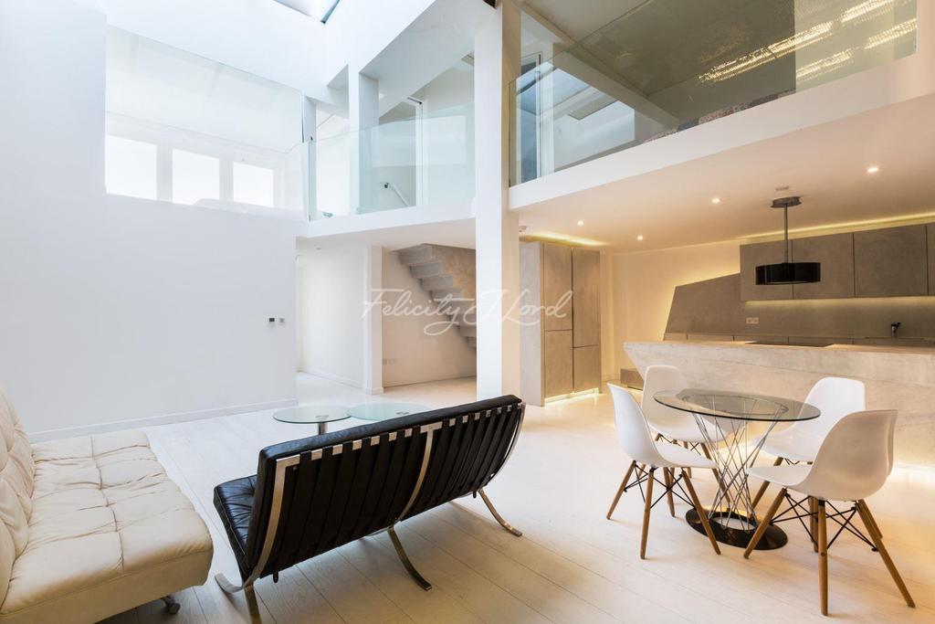 1 Bedroom Flat for sale in Warple Mews, W3