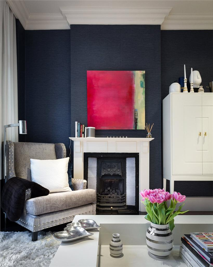 2 Bedrooms Apartment Flat for sale in Draycott Place, London, SW3