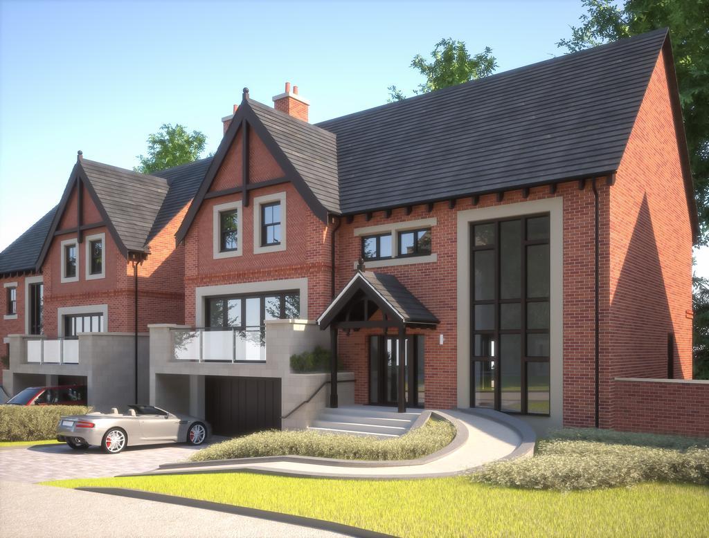 7 Bedrooms Detached House for sale in La Sagesse, Jesmond, Newcastle upon Tyne NE2