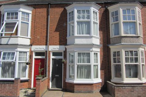 2 bedroom terraced house to rent - Wilberforce Road, West End, Leicester LE3