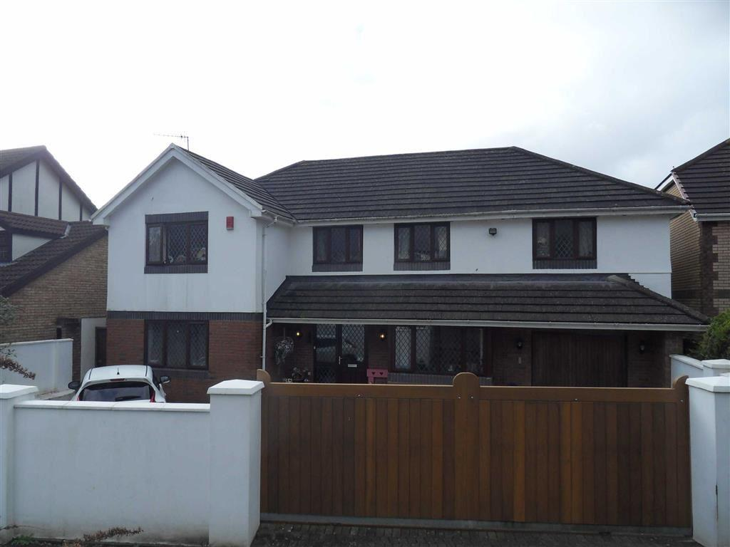 4 Bedrooms Detached House for sale in Harries Lane, Llanelli