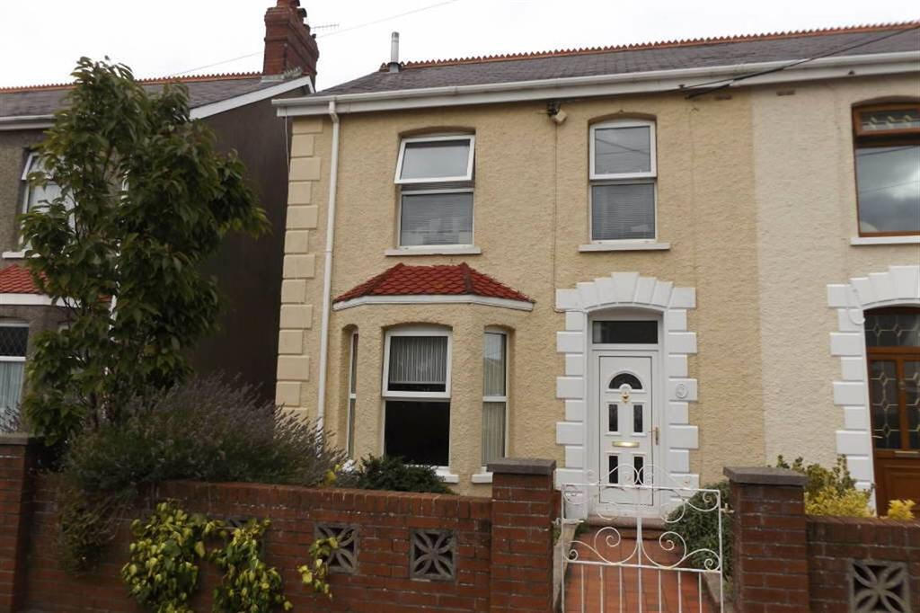 3 Bedrooms Semi Detached House for sale in Ashburnham Road, Carmarthenshire