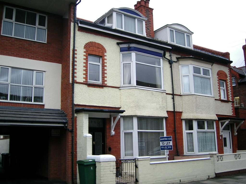 1 Bedroom House Share for rent in Trinity Road, Hoylake