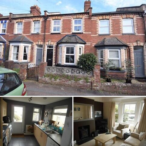 2 bedroom terraced house to rent - Commins Road, Exeter