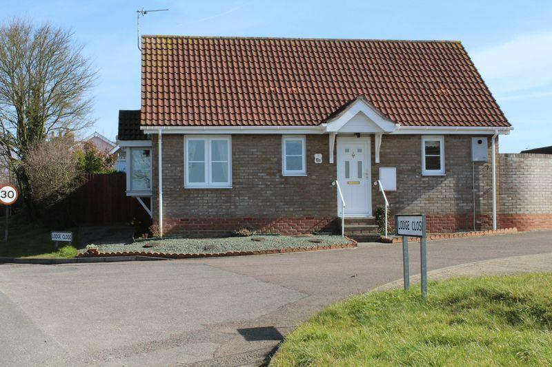 2 Bedrooms Detached Bungalow for sale in Lodge Close, Old Newton