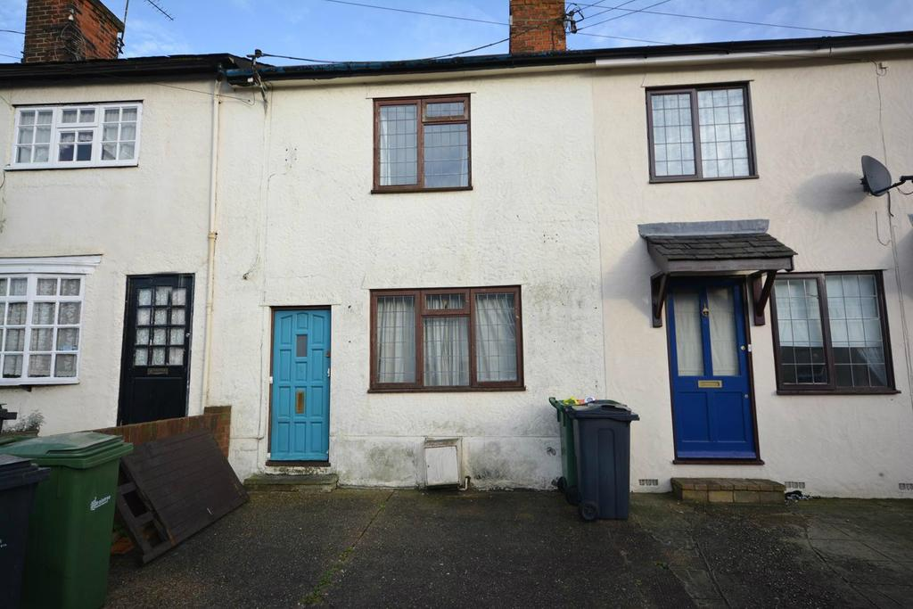 2 Bedrooms Cottage House for sale in Manor Street, Braintree, Essex, CM7
