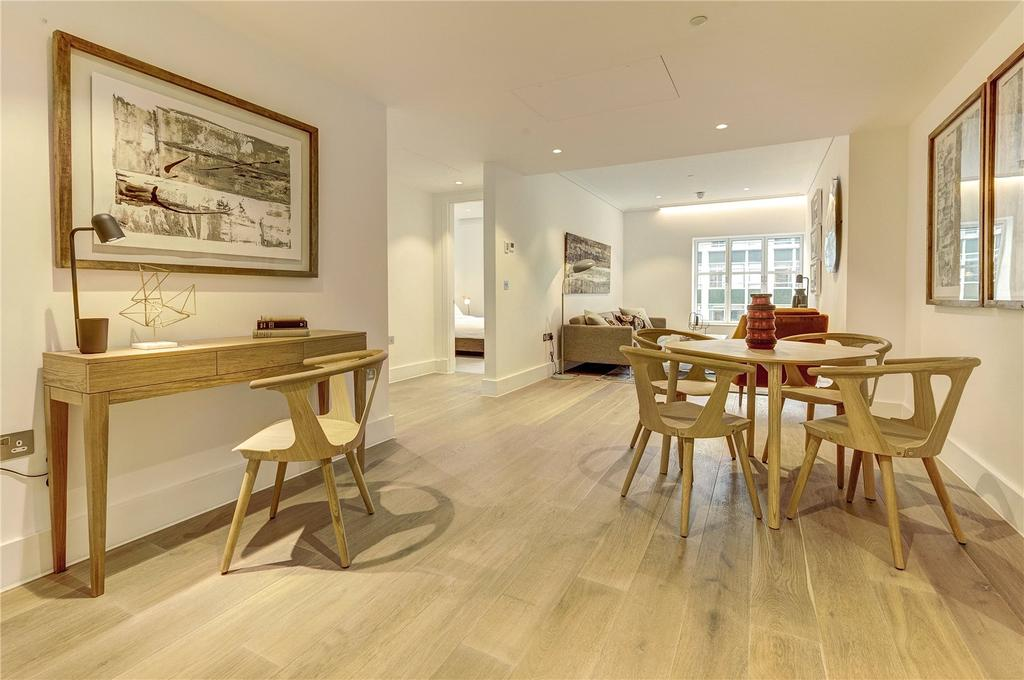 2 Bedrooms Apartment Flat for sale in Princes House, Kingsway, Holborn, WC2B
