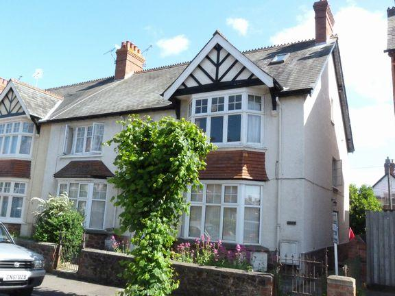 3 Bedrooms Flat for sale in Minehead