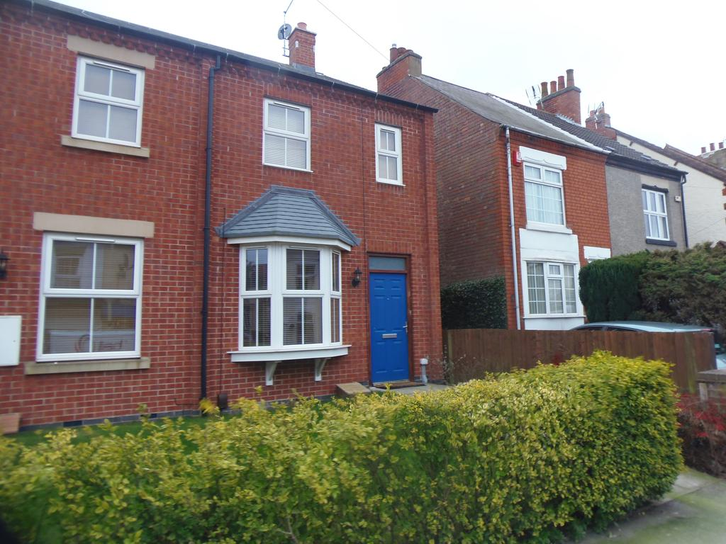 2 Bedrooms Town House for rent in Whitehill Road, Ellistown LE67