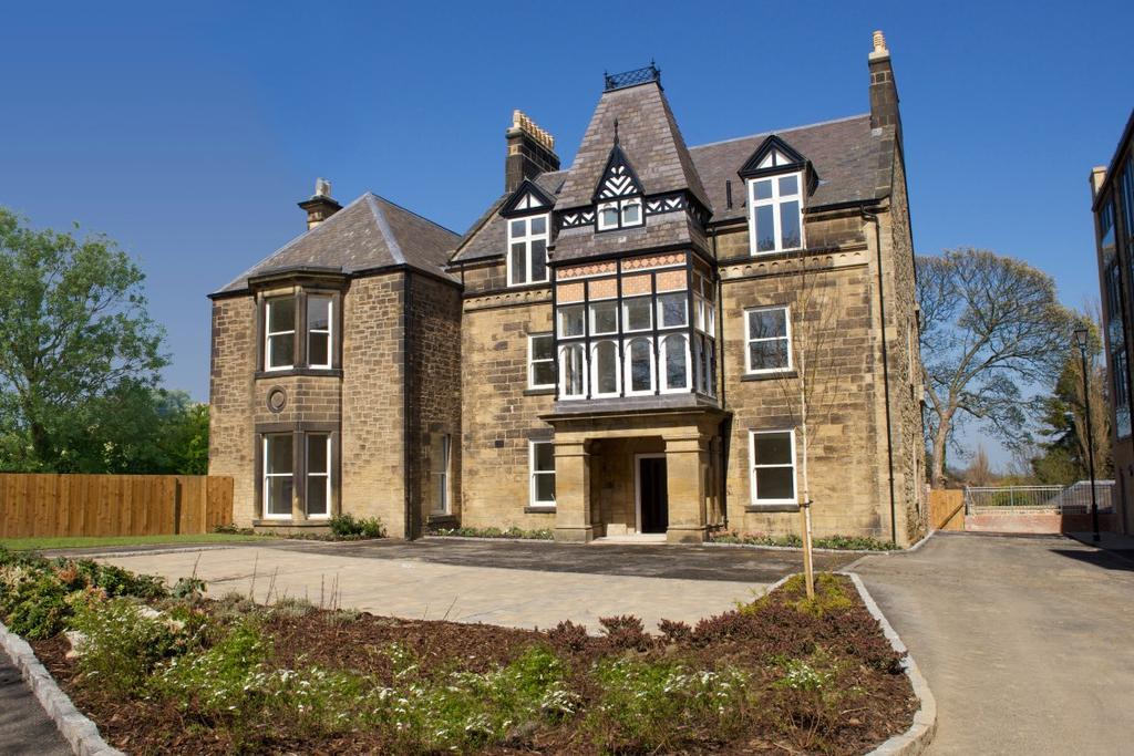 3 Bedrooms Apartment Flat for sale in Plot 25, Iona House, La Sagesse, Jesmond, Newcastle upon Tyne NE2