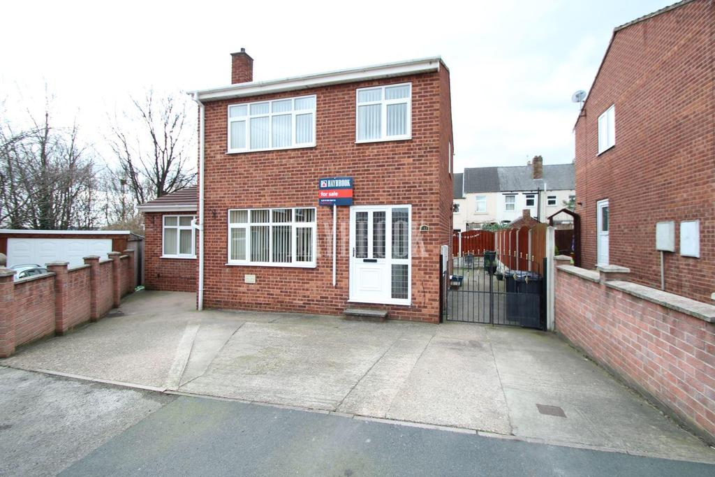 3 Bedrooms Detached House for sale in St James Close, Wath-upon-dearne