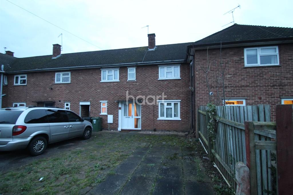 5 Bedrooms Terraced House for sale in Hermitage Road, Loughborough
