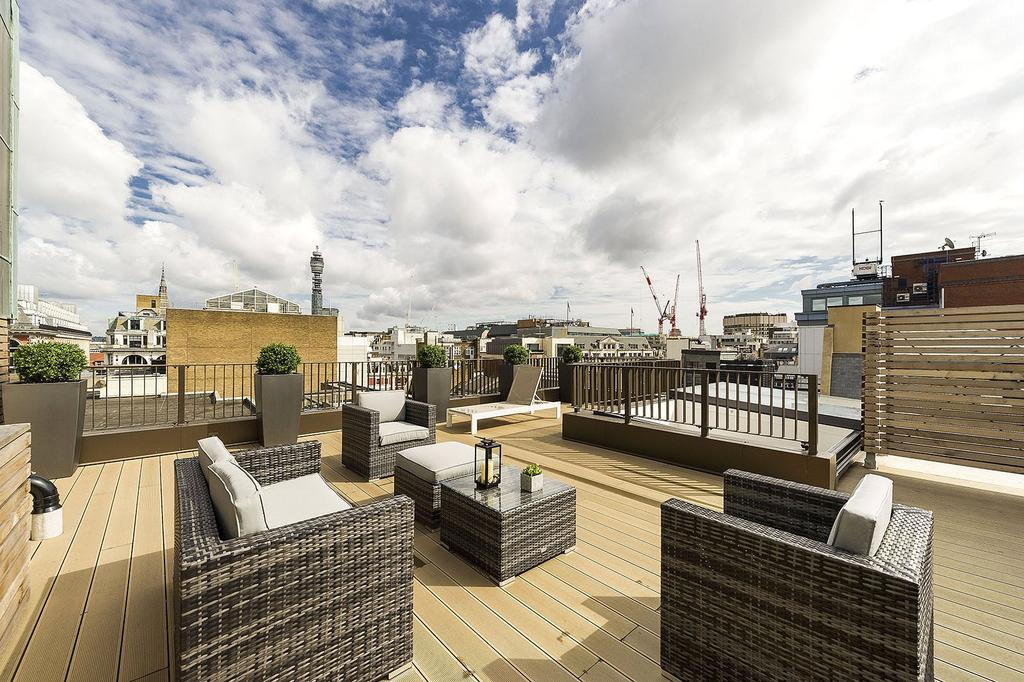 4 Bedrooms Penthouse Flat for sale in Great Marlborough Street, Soho, W1F