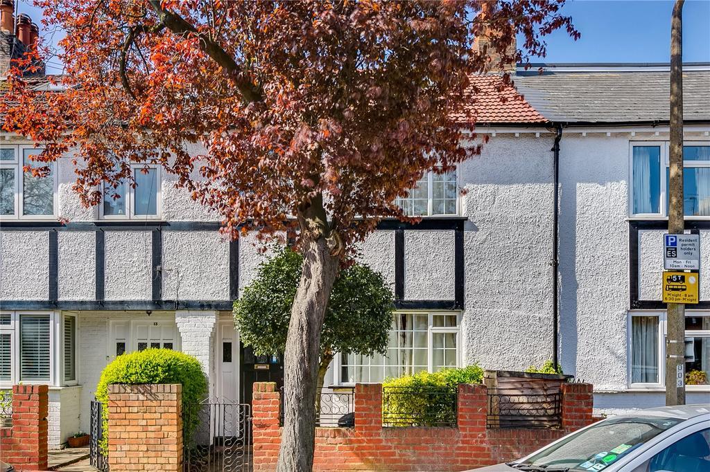 4 Bedrooms Terraced House for sale in Paynesfield Avenue, London
