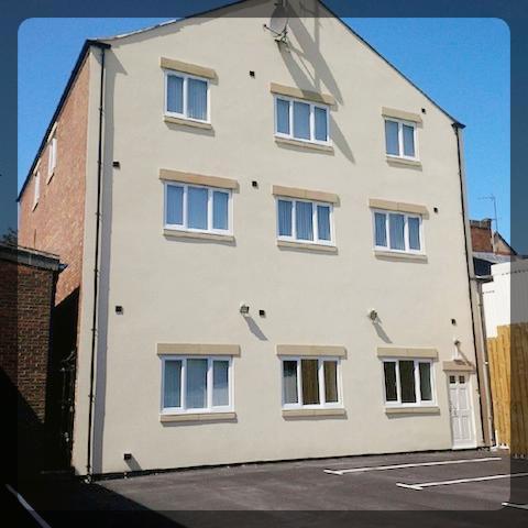 Canford House, 247 Hessle Road, Hull, HU3 4BB 1 bed flat