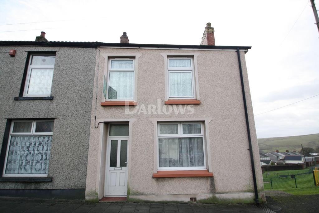 3 Bedrooms Terraced House for sale in Hill Sreet, Rhymney, Tredegar, NP22