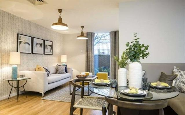 1 Bedroom Flat for sale in The Greenwich Collection, Central Park, Greenwich