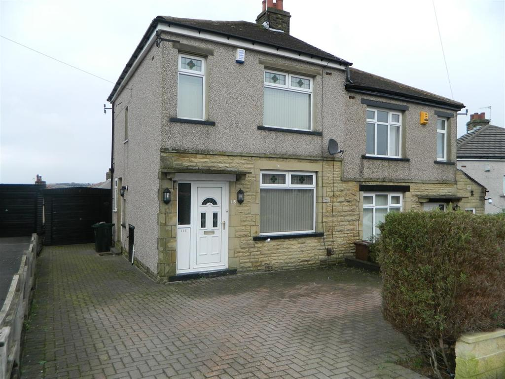 3 Bedrooms Semi Detached House for sale in Welbeck Drive, Off Hollingwood Lane, Bradford, BD7 4BX