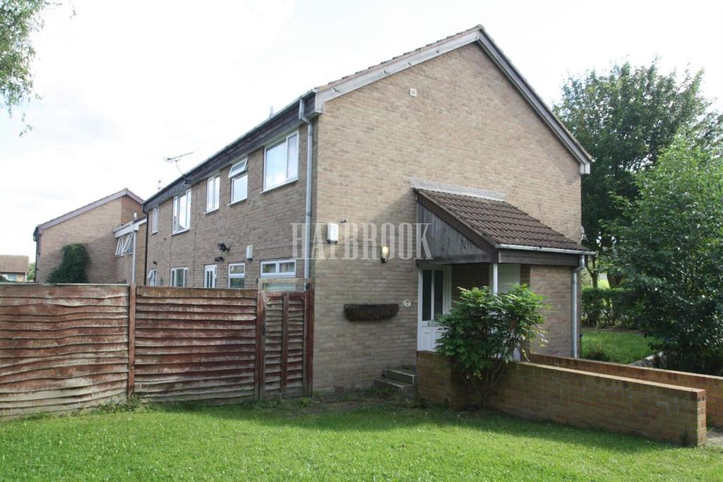 2 Bedrooms Flat for sale in Westfield Southway, Westfield