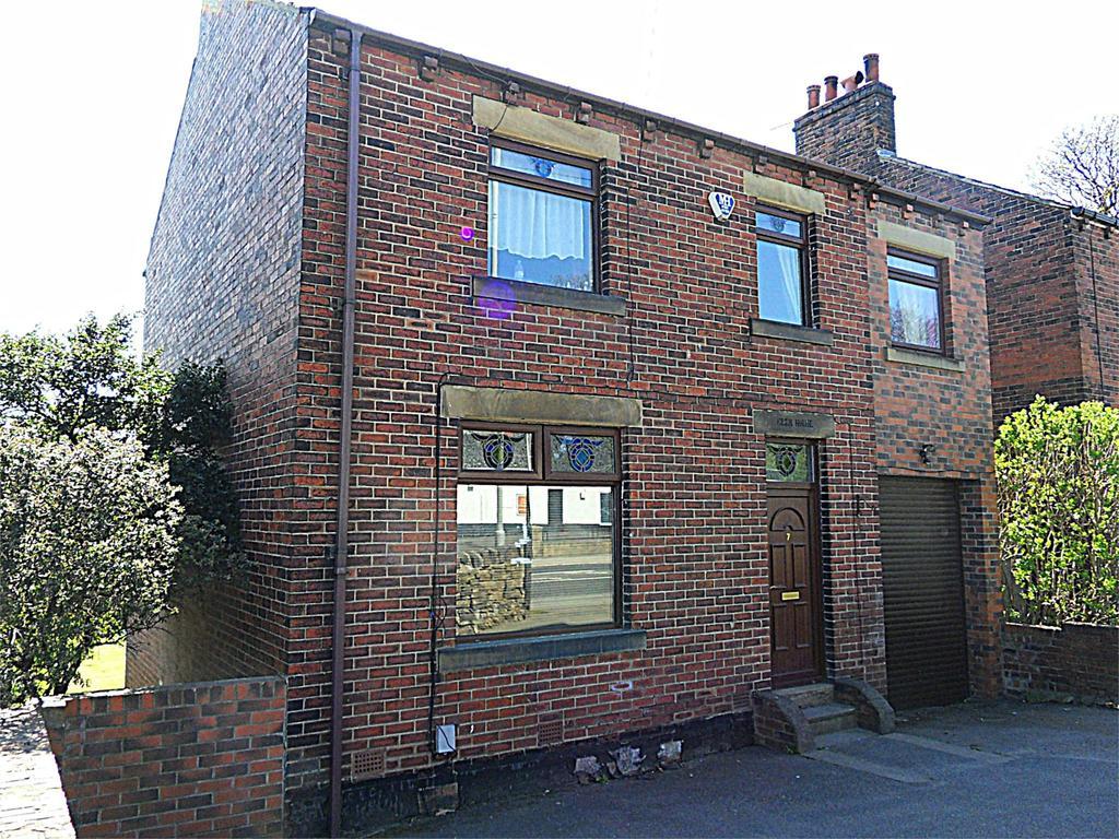 5 Bedrooms Detached House for sale in Glen Holme, Huddersfield Road, Mirfield, West Yorkshire, WF14