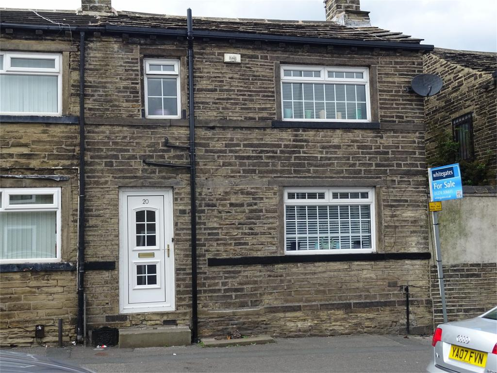 2 Bedrooms End Of Terrace House for sale in Clayton Road, Bradford, West Yorkshire, BD7
