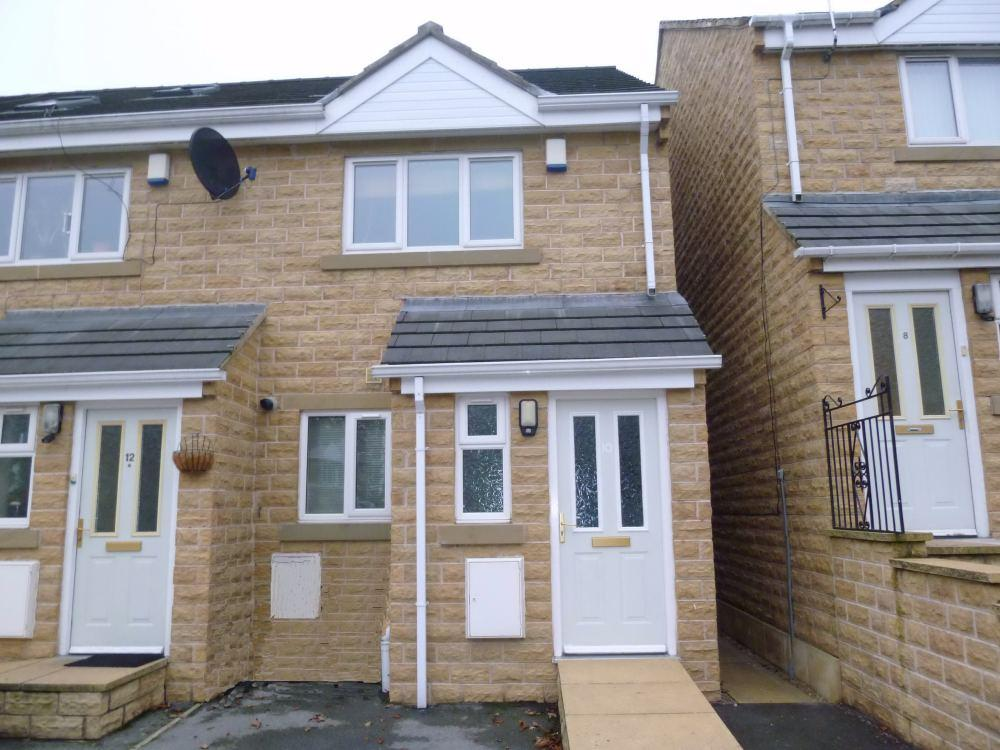 3 Bedrooms End Of Terrace House for sale in Platt Court, Shipley, BD18