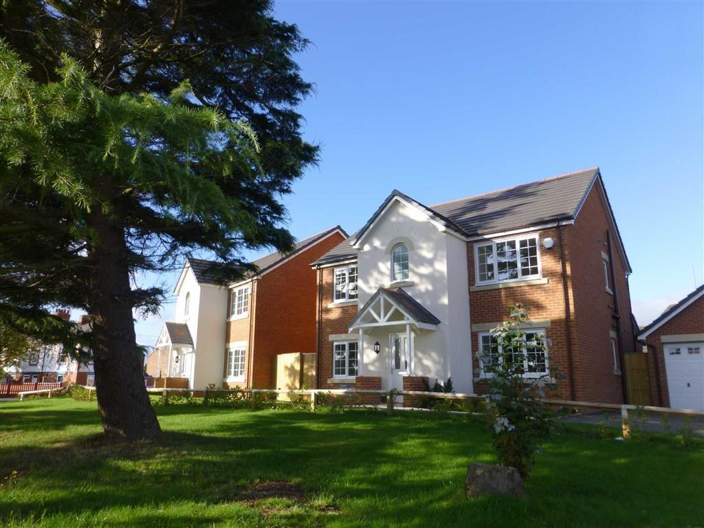 4 Bedrooms Detached House for sale in The Conway, Summerhill, Wrexham