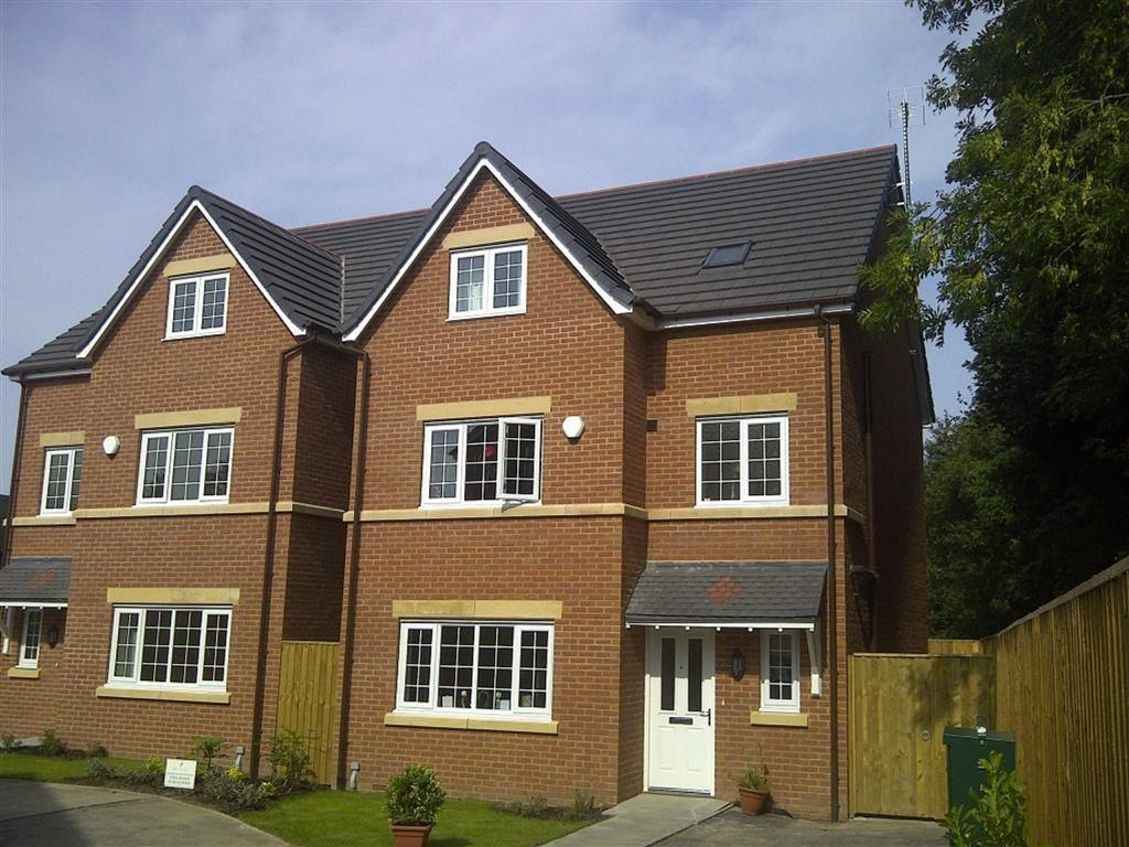 4 Bedrooms Detached House for sale in The Helsby, Summerhill, Wrexham
