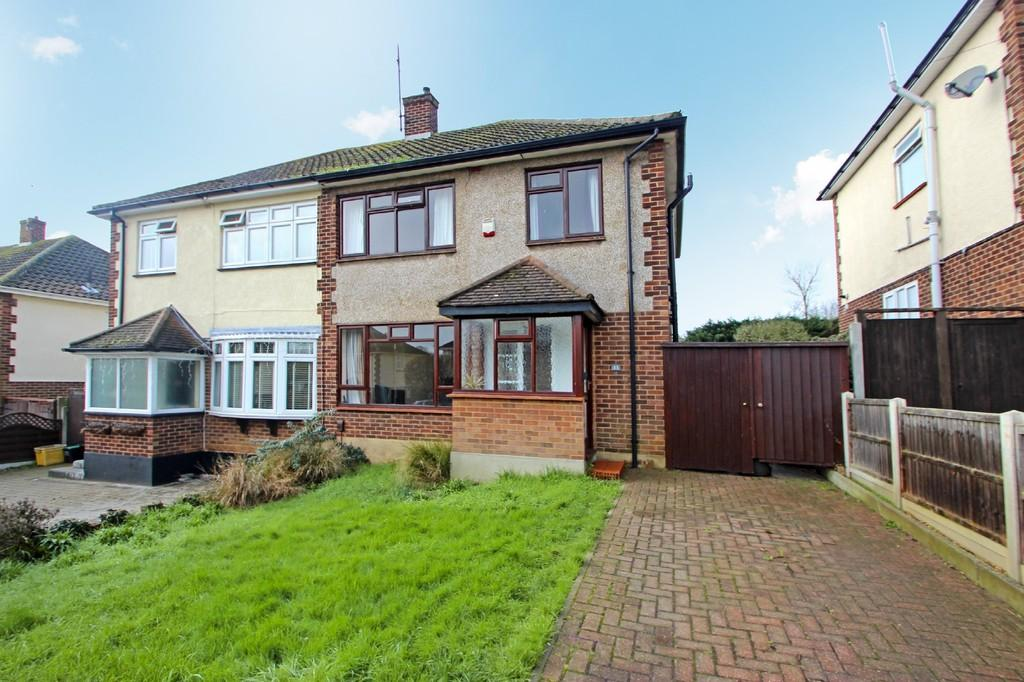3 Bedrooms Semi Detached House for sale in South Benfleet, SS7