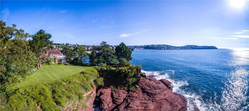 5 Bedrooms Detached House for sale in Cliff Road, Torquay, Devon