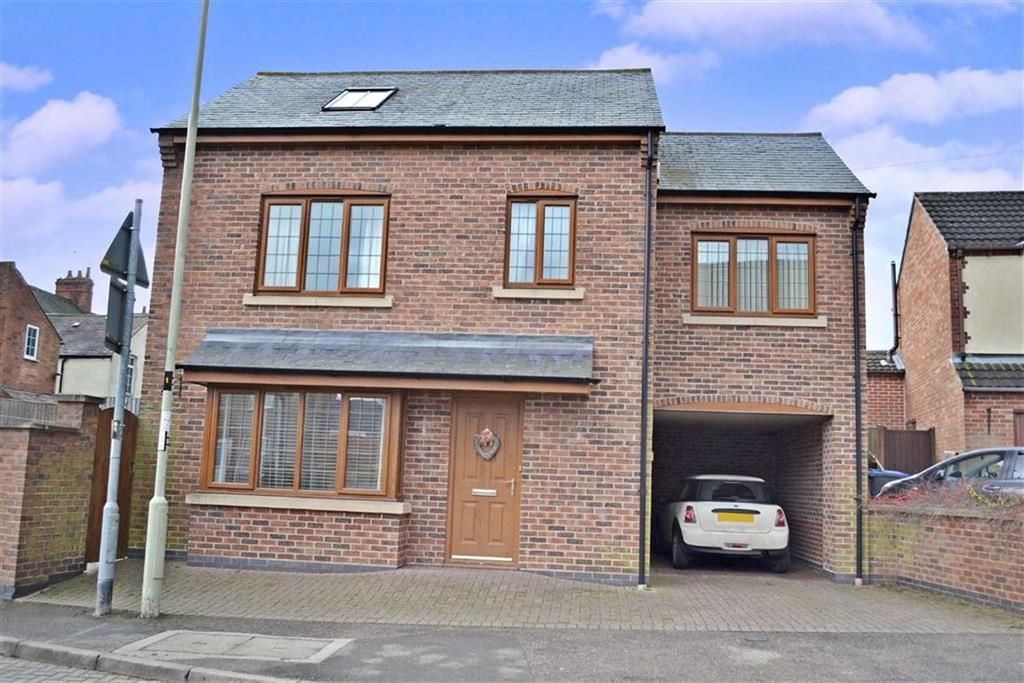 3 Bedrooms Detached House for sale in Barlestone