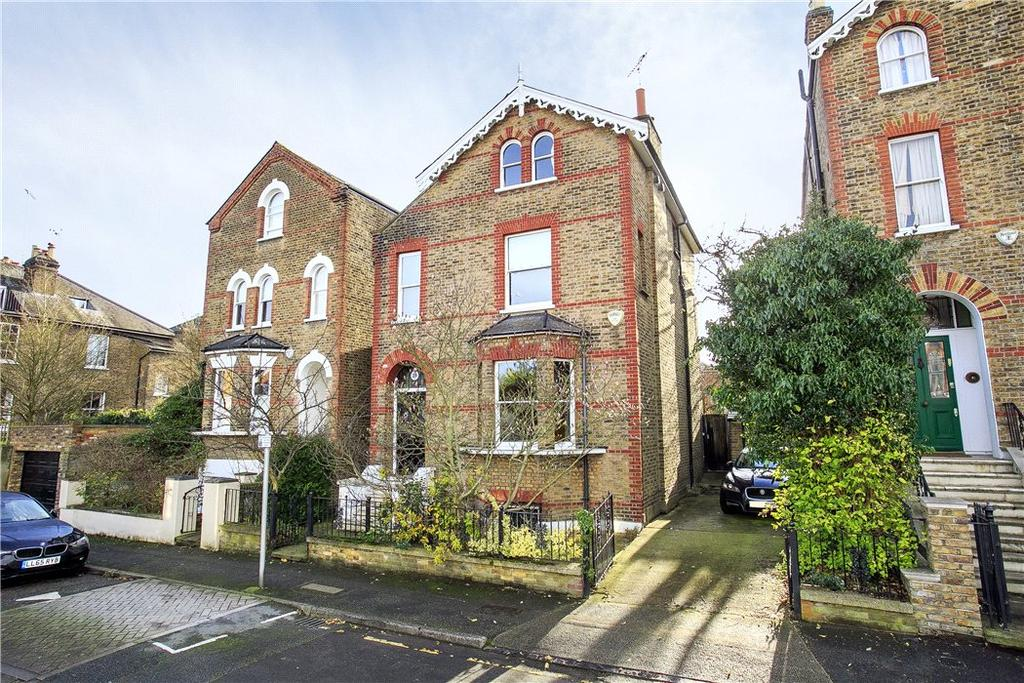 5 Bedrooms Detached House for sale in Grosvenor Road, Richmond, London, TW10