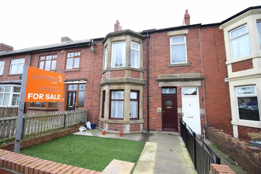 3 Bedrooms Flat for sale in East View, Newcastle Upon Tyne, NE13