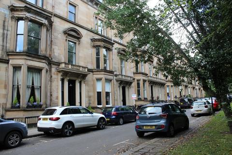 2 bedroom flat to rent - Belhaven Terrace West, Attic Flat, Dowanhill, Glasgow, G12 0UL