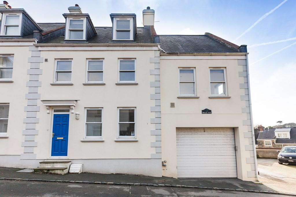 4 Bedrooms Town House for sale in Belle Vue, St. Peter Port, Guernsey