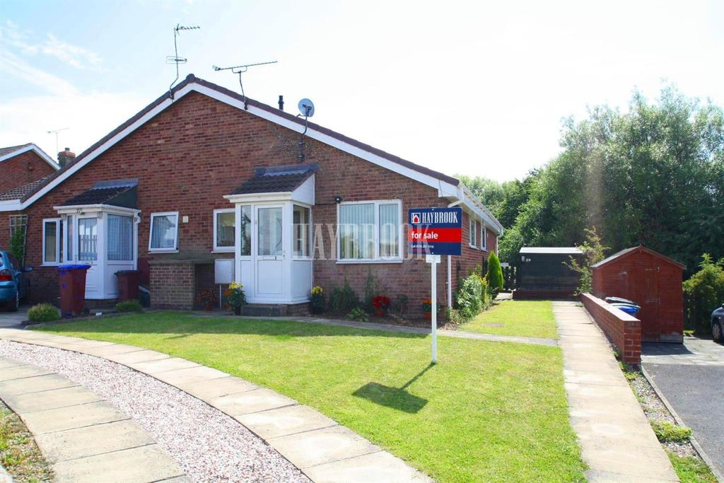 1 Bedroom Bungalow for sale in Beckton Avenue, Waterthorpe