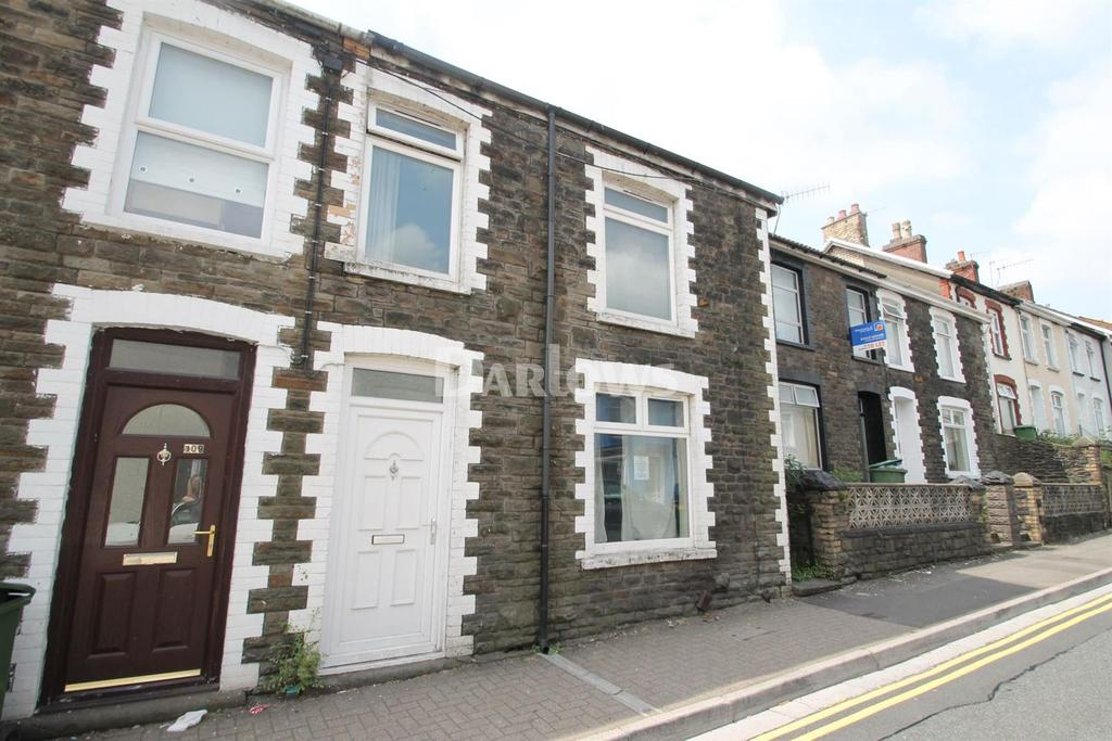 4 Bedrooms End Of Terrace House for sale in Wood Road, Treforest