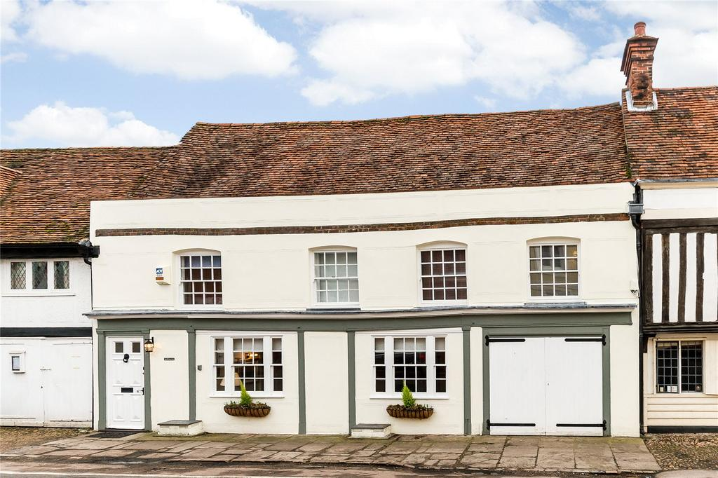 4 Bedrooms Unique Property for sale in High Street, Much Hadham, Hertfordshire, SG10