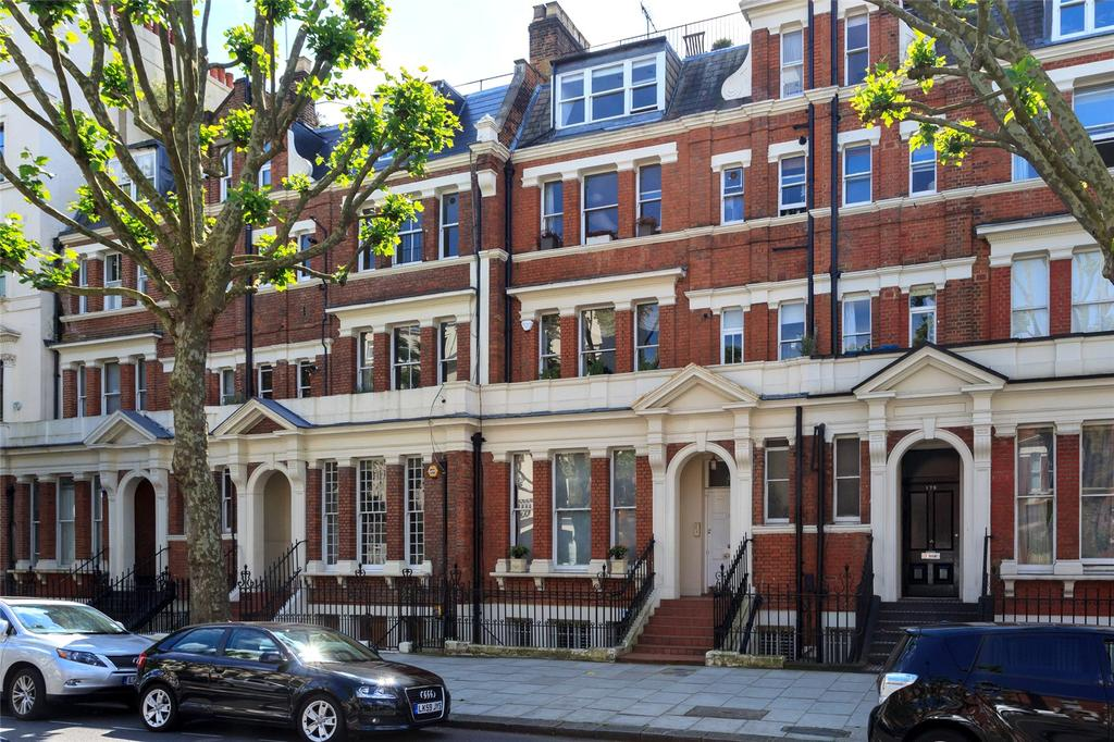 2 Bedrooms Flat for sale in Sutherland Avenue, Maida Vale, London, W9