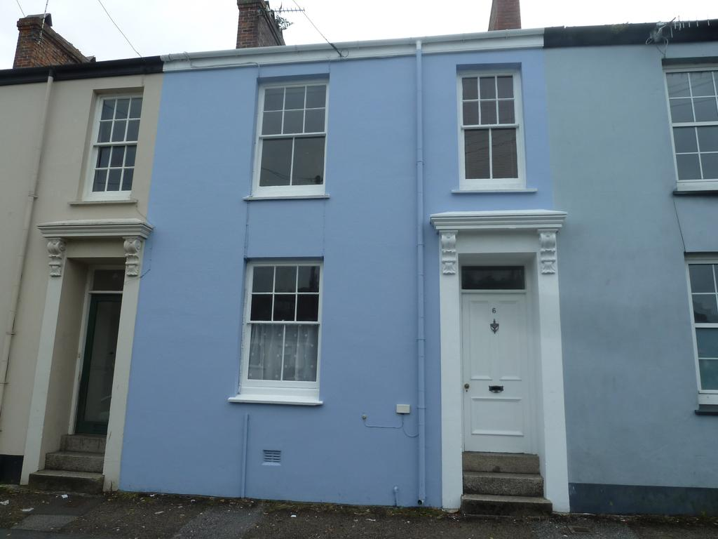 3 Bedrooms Terraced House for rent in Polwhaveral Terrace, Falmouth, Cornwall, TR11