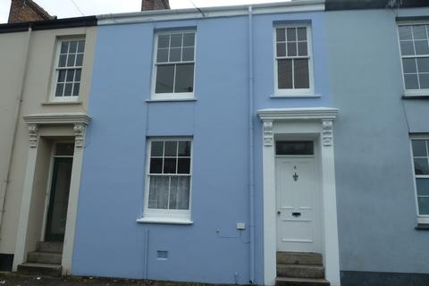3 bedroom terraced house to rent - Polwhaveral Terrace, Falmouth, Cornwall, TR11