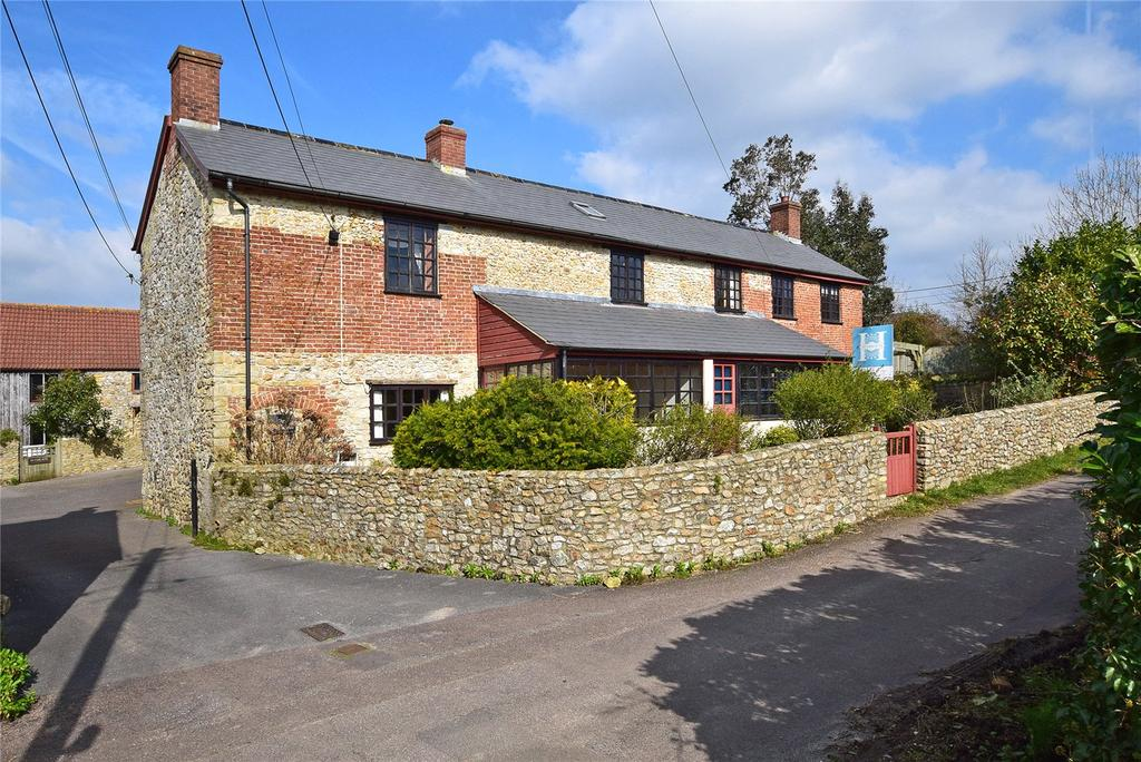 5 Bedrooms Detached House for sale in Maidenhayne Lane, Musbury, Nr Axminster, Devon