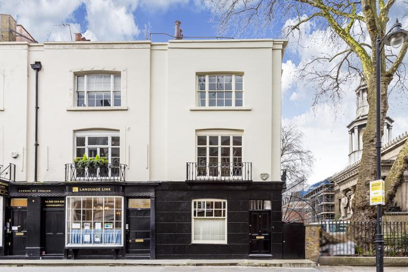 3 Bedrooms End Of Terrace House for sale in Dukes Road, Bloomsbury, London, WC1H