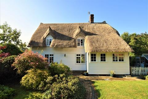 3 bedroom cottage for sale - Green Street, Great Canfield